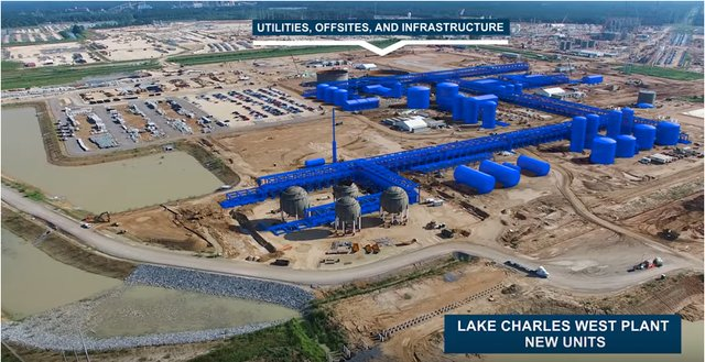 Sasol ethane cracker video May 2018