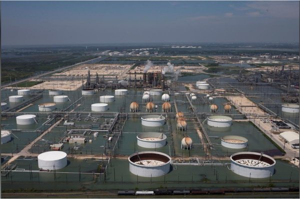 Motiva Port Arthur refinery