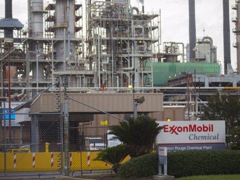 ExxonMobil, Baton Rouge
