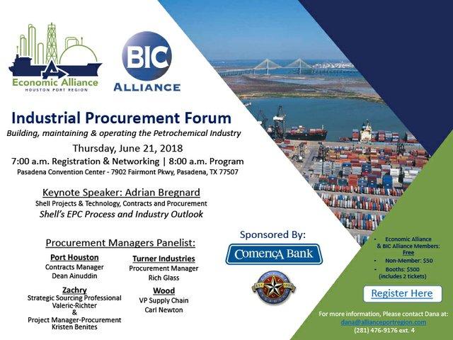 Procurement Forum - 2018