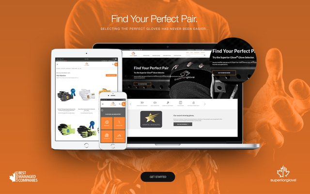 Superior Glove-Superior Glove Works Announces New Website Launch