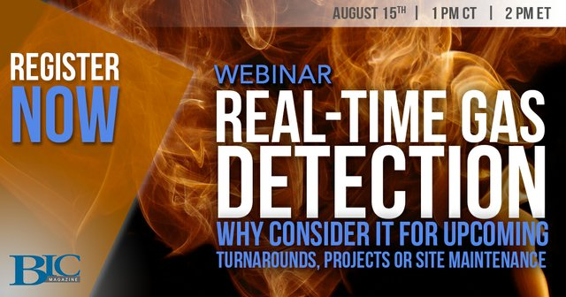 Industrial Scientific Webinar - Aug 2018