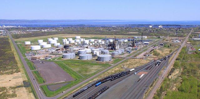 Superior Refinery