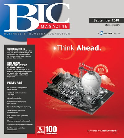 September 2018 Cover