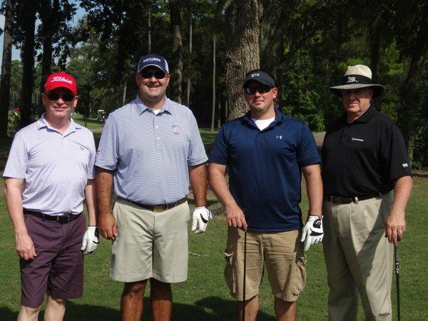 Styrolution golf tourney Harrington Team.JPG