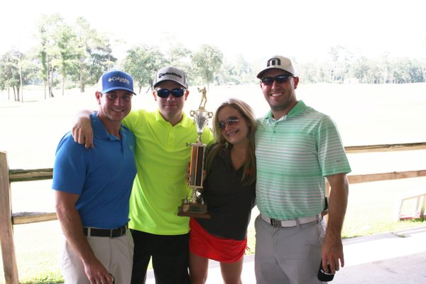 Styrolution golf tourney First Place Team.JPG