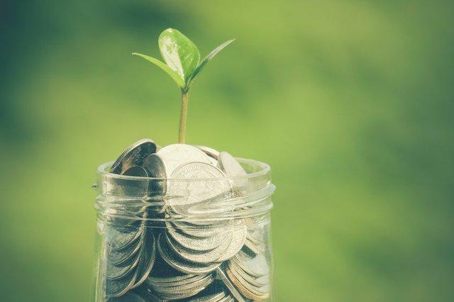 Savings, Money