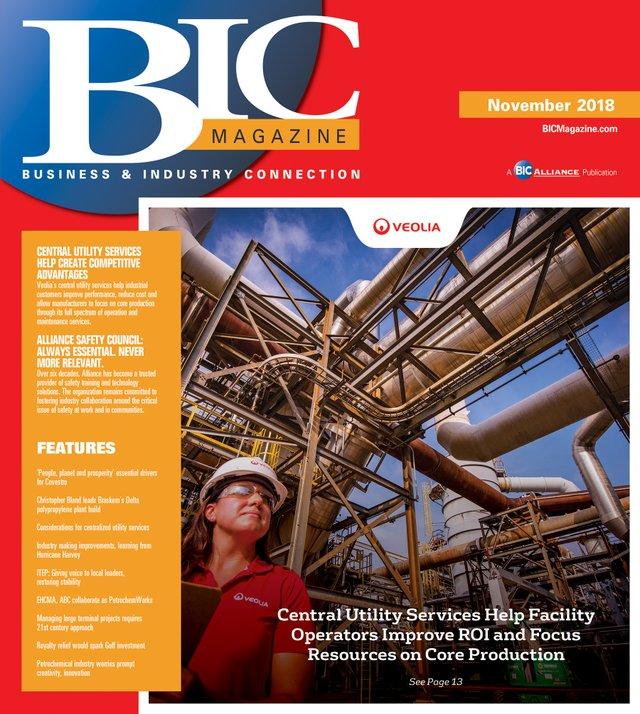 Nov '18 Cover