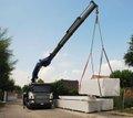 Prefab, Construction, Crane