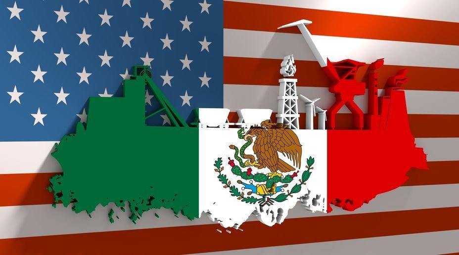 Mexico, drilling, refinery
