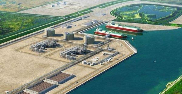 Port Arthur LNG Export Facility