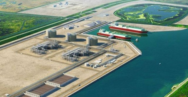 Port Arthur LNG Export Facility