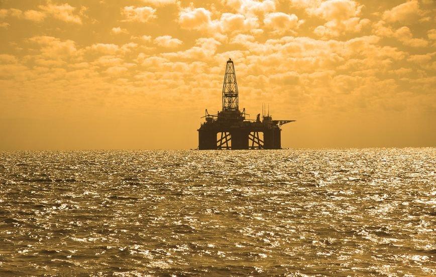 Offshore platform, drilling