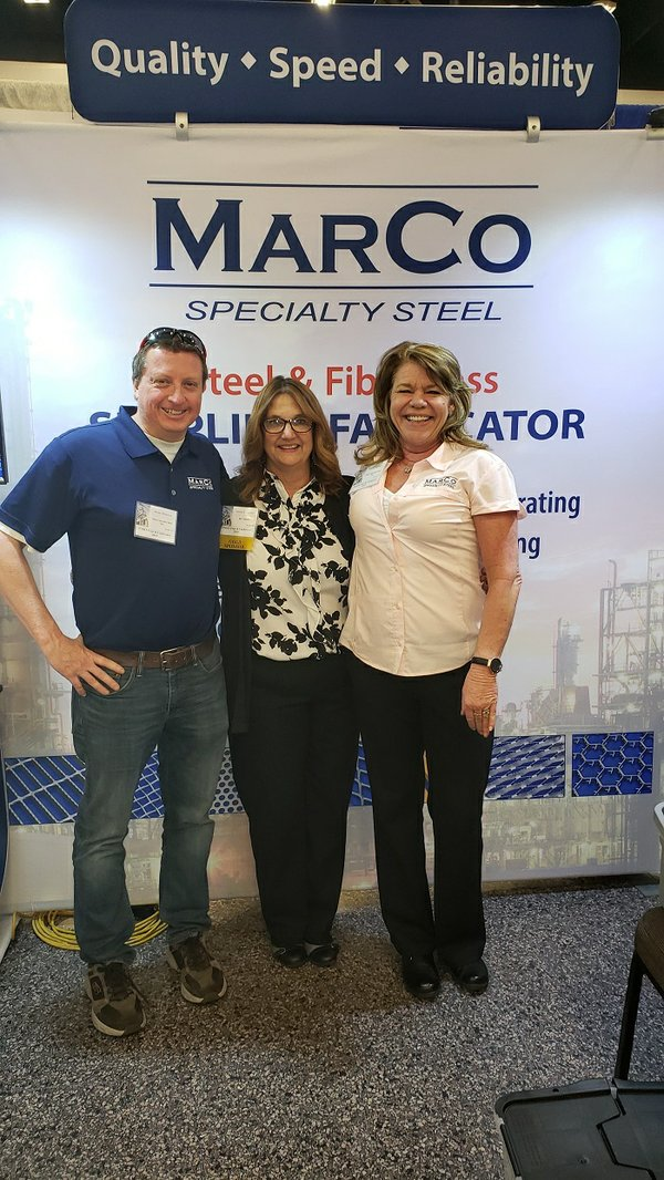 BIC Magazine networks with Marco Specialty Steel, Inc.