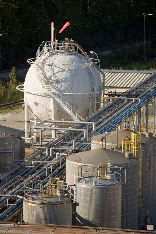 Arkema PEKK production plant, Axis, Alabama
