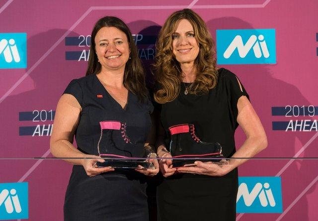 BASF winners of STEP Ahead Awards 2019