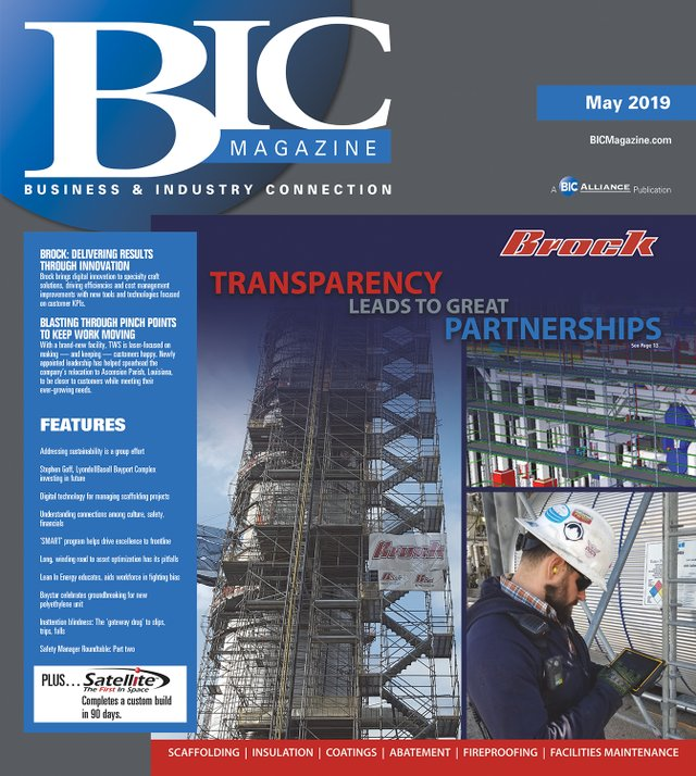 May 2019 Front Cover