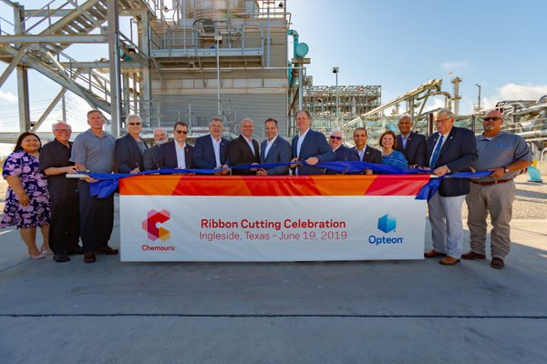 The Chemours Company Ribbon Cutting Celebration