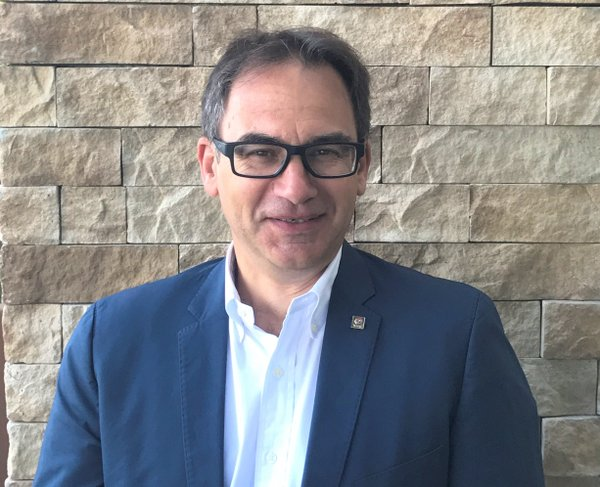 Franck Bagouet, SVP of Lubricants, Total Specialities USA.JPG