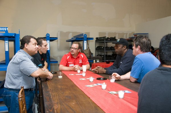 Service Radio Rentals Industrial Blind Solutions LA open house.jpg