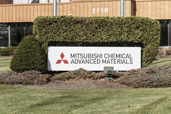 Ft. Wayne - Circa November 2020: Mitsubishi Chemical Advanced Ma