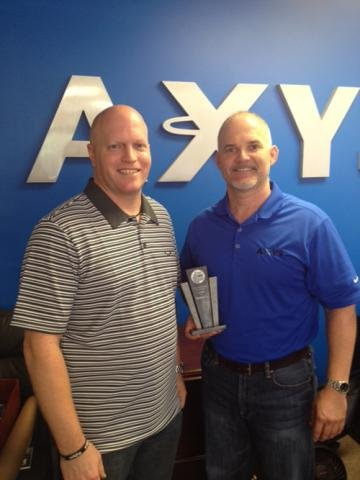 AXYS Industrial Solutions Houston Business Journal list.JPG