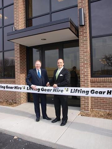 Lifting Gear Hire Bridgeview, Ill., office.jpg