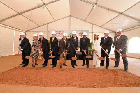 Phillips 66 Freeport groundbreaking.jpg