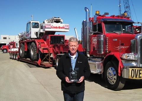 Dawes Specialized Transportation safety award.jpg