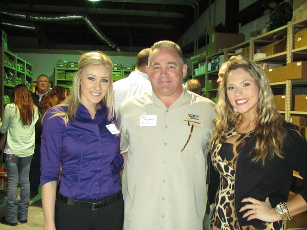 Danna Wells Tony Fitzpatrick and Valerie Russell at BIC Open House 2013.JPG