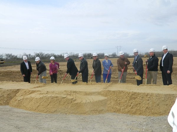 ISTC Training and Conference Center groundbreaking.jpg