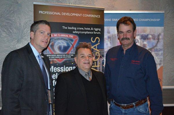 North American Crane Bureau's annual Professional Development Conference.jpg