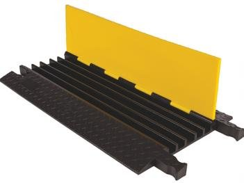 Checkers cable protectors with ADA ramps.jpg