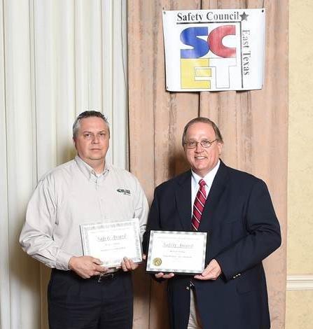 Hi-Tech Testing Safety Council of East Texas award.jpg