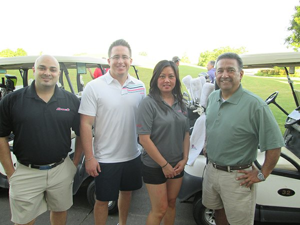 Brock Annual Charity Golf Tournament
