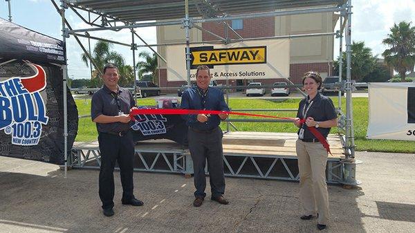 Safway hiring center