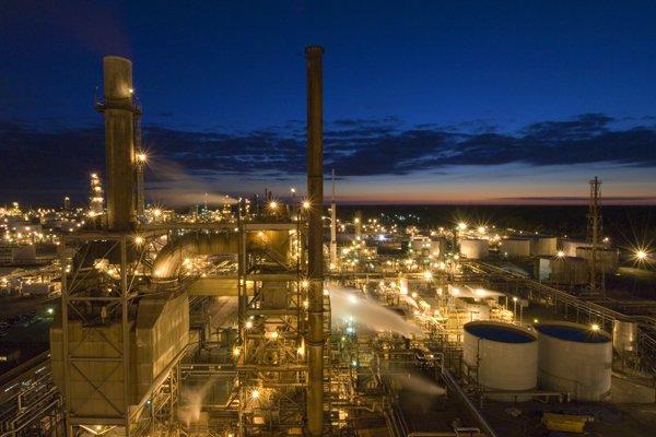 Husky Lima refinery