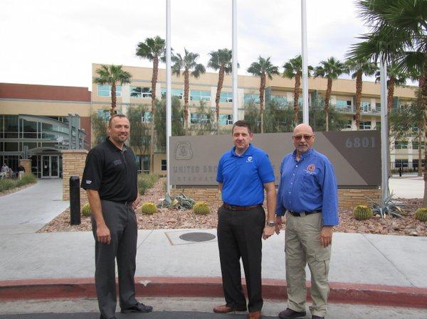 Carpenters International Training Center tour