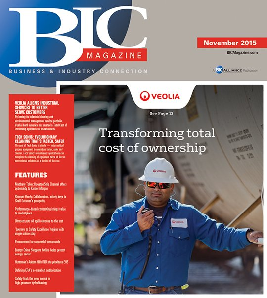 BIC Magazine November 2015