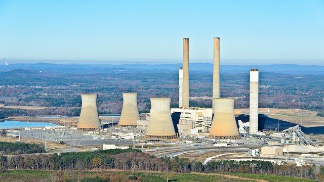 Georgia Power Plant Bowen