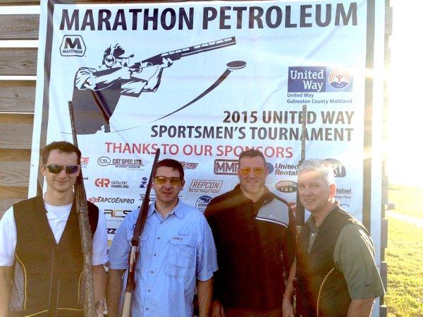 Marathon sportsmen's tournament