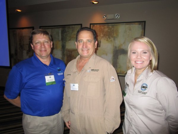 SMRP Houston Chapter luncheon