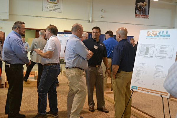 Central South Carpenters Regional Council INSTALL program