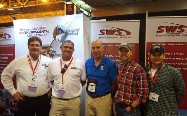 SWS and Dirt Works at Clean Gulf 2015
