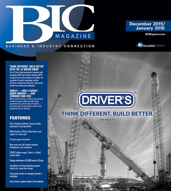 BIC Magazine December 2015-January 2016