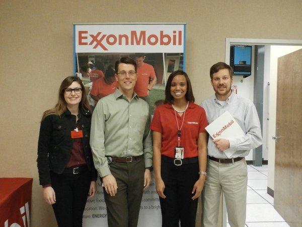 BIC ExxonMobil BR refinery tour
