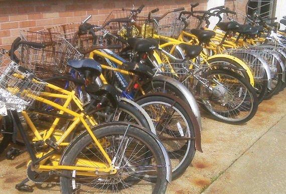 Industrial bikes