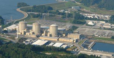 Duke Energy Oconee nuclear plant