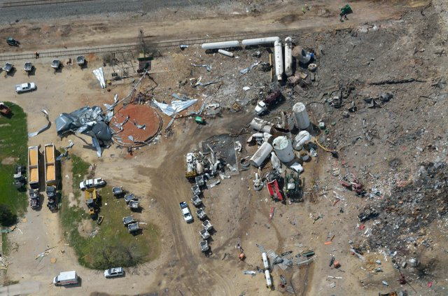 West, Texas, explosion