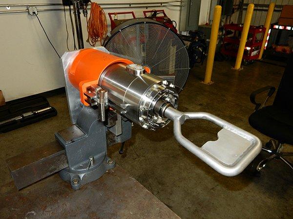 Mirage Subsea manual torque tool